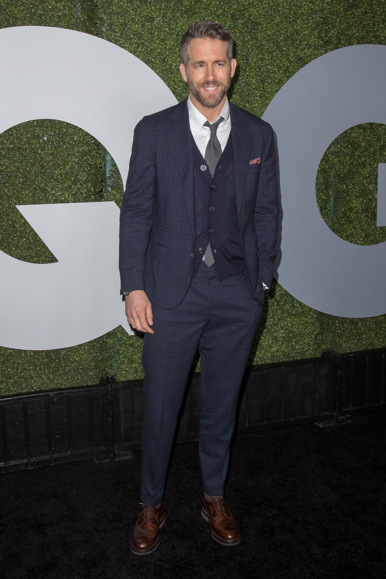 3003cfa4094dc GQ Men of the Year Party 2016 Featuring  Ryan Reynolds Where  Los Angeles